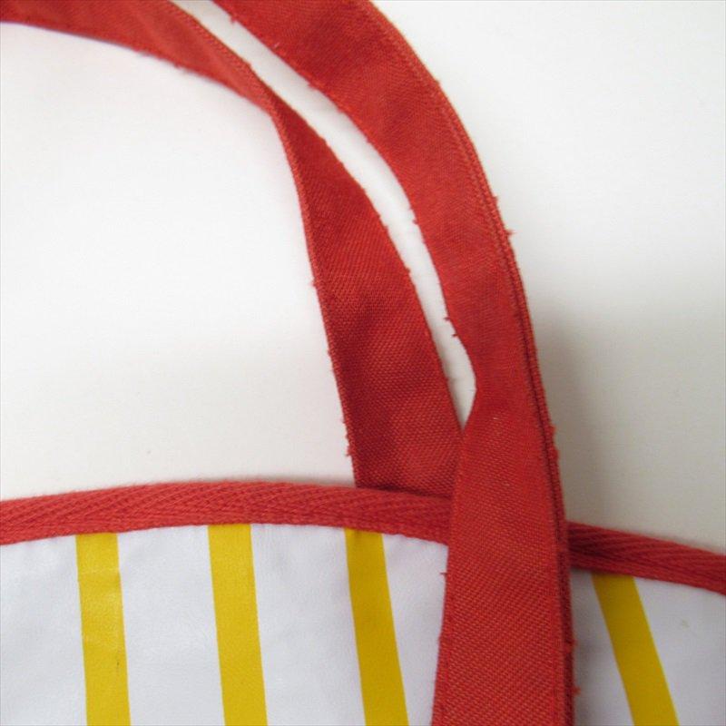 マクドナルド ヴィンテージ フレンチフライトートバッグ【画像11】