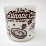 フェデラル  フェデラルグラス Atlantic City スーベニアマグ