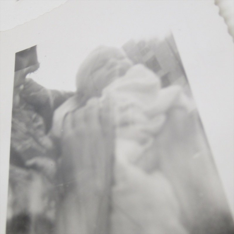 紙モノ ミッドセンチュリー ヴィンテージ キッズ&ベビーフォト 10枚セット T【画像7】
