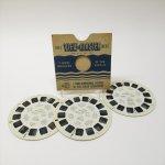 ベビー・ナーサリー&チャイルド系  ビューマスター View-Master 世界の名所シリーズ ワシントンDC 3枚セット
