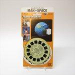 ベビー・ナーサリー&チャイルド系  ビューマスター View-Master MAN IN SPACE 3枚セット デッドストック