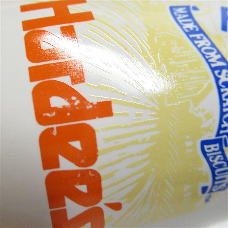 ハーディーズ 1993年 ライズ&シャイン 3色ロゴ ブレックファースト用マグ デッドストック B【画像7】