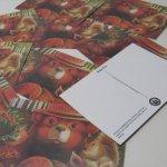 ヴィンテージ雑貨  スモーキーベア オフィシャルグッズ 並行輸入品 ポストカード スモーキーと森の友達