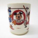 プラスチック&メラミン食器  ミッキーマウス ディズニー ミッキーマウスクラブ プラスチックカップ A