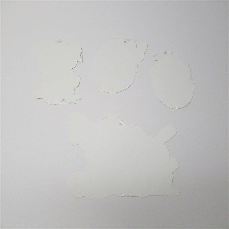 イースター 紙製ウィンドウデコレーション 5枚セット【画像17】