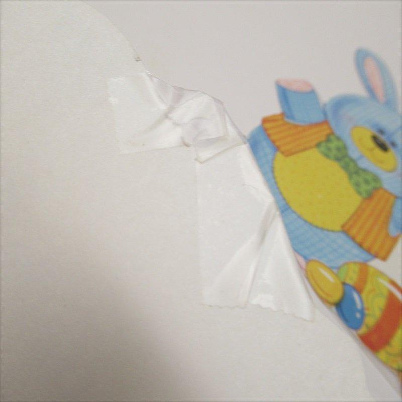 イースター 紙製ウィンドウデコレーション 5枚セット【画像7】