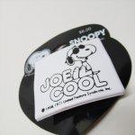 レディス  スヌーピー ヴィンテージバレッタ フランス製 JOE COOL デッドストック台紙付き