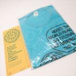 レディス  スヌーピー ヴィンテージTシャツ キッズ用XL サイズ16 ブルー デッドストック Norwich アストロノーツフライングエース