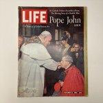 LIFE  ライフマガジン LIFE誌 1962年 10月12日号 7UP広告有