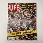 LIFE  ライフマガジン LIFE誌 1963年3月29日号 7UP広告有