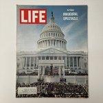 ブックス  ライフマガジン LIFE誌 1965年1月29日号 ケロッグトニーザタイガー広告有