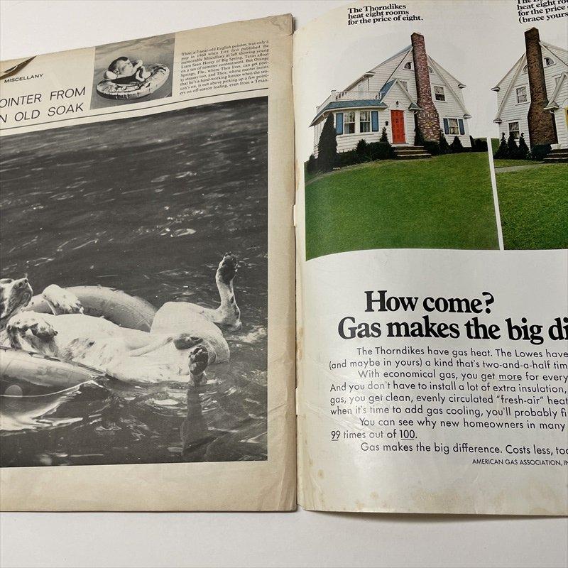 ライフマガジン LIFE誌 1967年7月14日号ワンダーブレッド広告有【画像7】