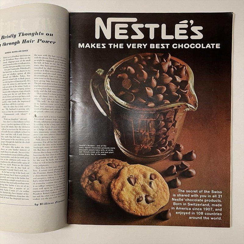 ライフマガジン LIFE誌 1968年1月19日号バドワイザー広告有【画像10】