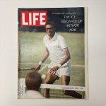 ブックス  ライフマガジン LIFE誌 1968年9月20日号マクドナルド&コーラ&スプライト&ワンダーブレッド広告有