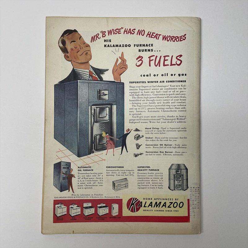ヴィンテージマガジン ファームジャーナル 1949年6月号 パイレックス広告有【画像2】