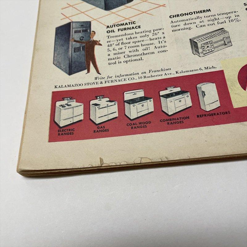 ヴィンテージマガジン ファームジャーナル 1949年6月号 パイレックス広告有【画像3】