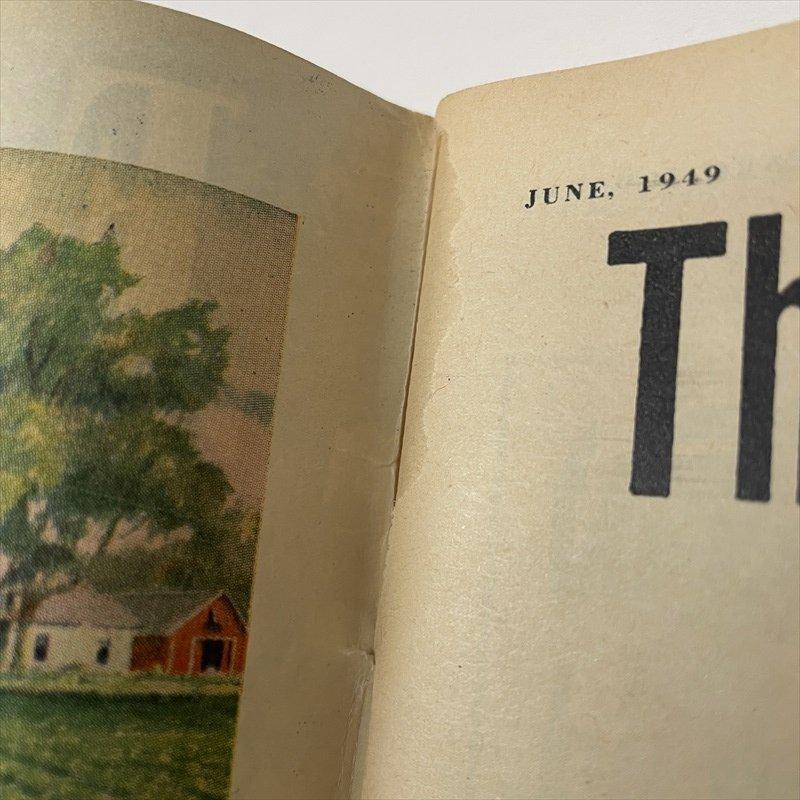 ヴィンテージマガジン ファームジャーナル 1949年6月号 パイレックス広告有【画像23】