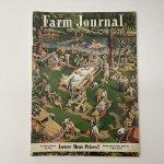 その他  ヴィンテージマガジン ファームジャーナル 1949年6月号 パイレックス広告有