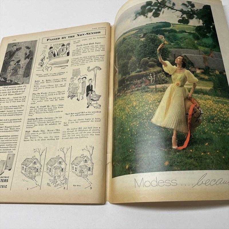 ヴィンテージマガジン ファームジャーナル 1952年5月号【画像5】