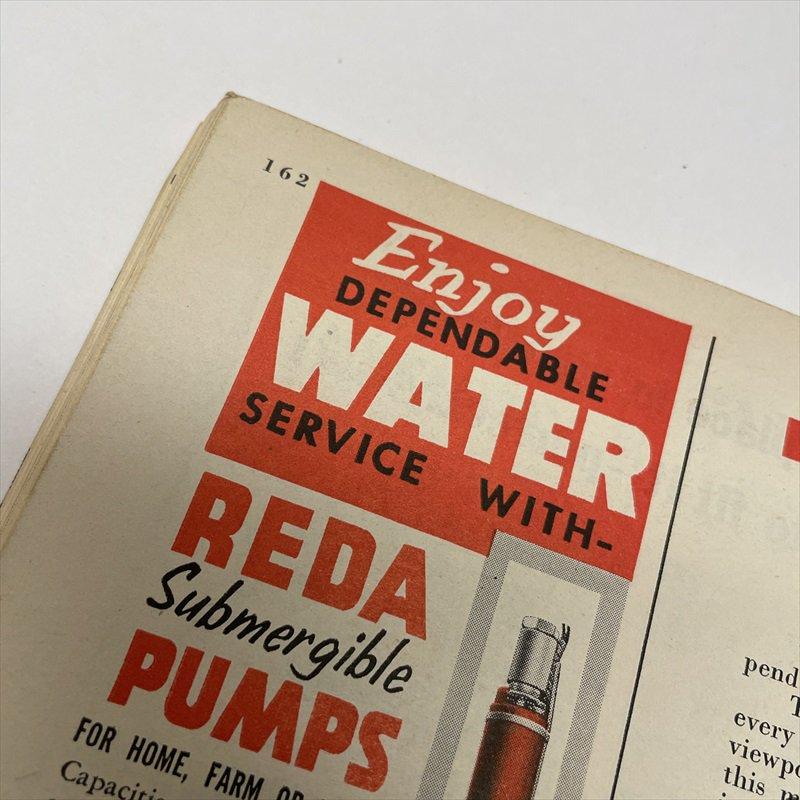 ヴィンテージマガジン ファームジャーナル 1957年6月号7UP&ボーデン広告有【画像3】