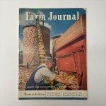 ブックス  ヴィンテージマガジン ファームジャーナル 1957年11月号7UP広告有