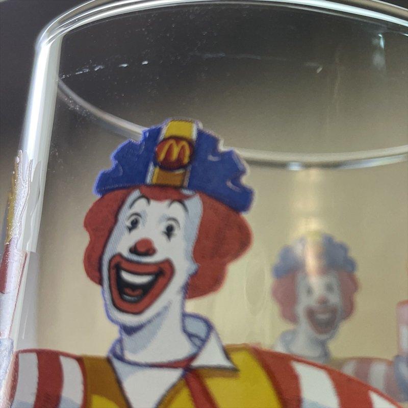 マクドナルド 2002年 ロナルド キックボード グラス A【画像9】