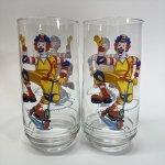 マクドナルド 2002年 ロナルド キックボード グラス A