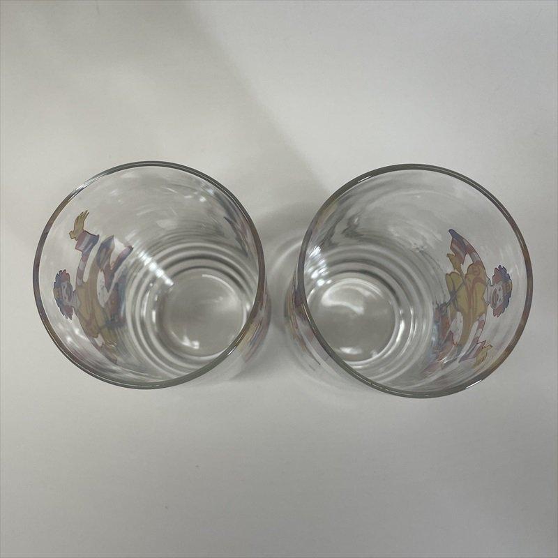 マクドナルド 2002年 ロナルド キックボード グラス B【画像3】