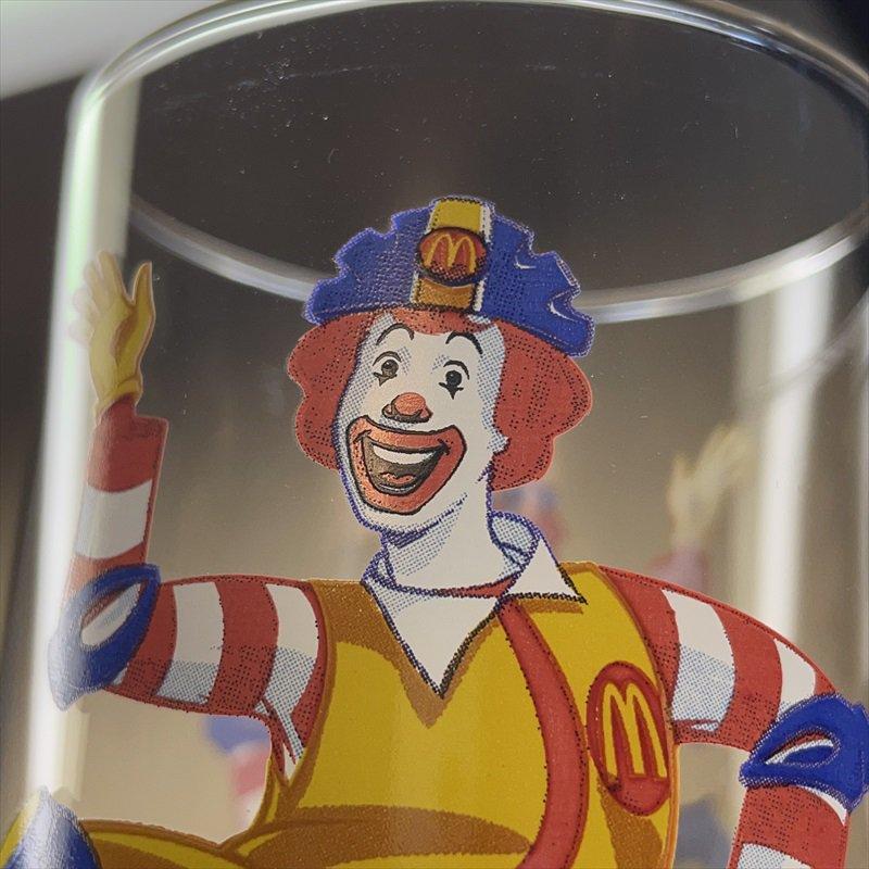 マクドナルド 2002年 ロナルド キックボード グラス B【画像5】