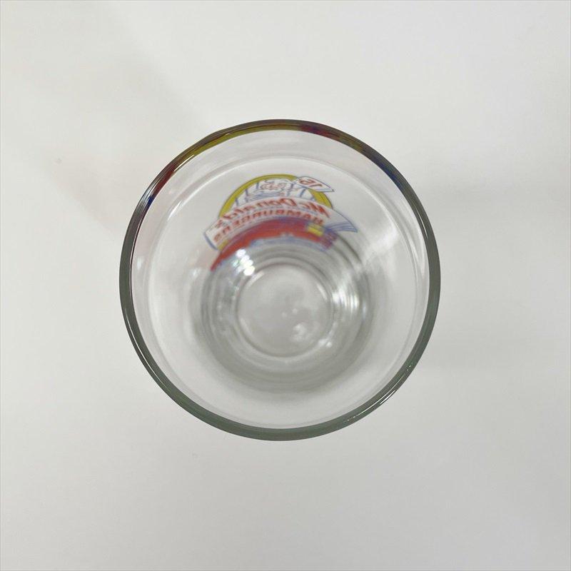 マクドナルド 1995年 ミルクシェイクグラス スピーディーとドライブスルー C【画像5】