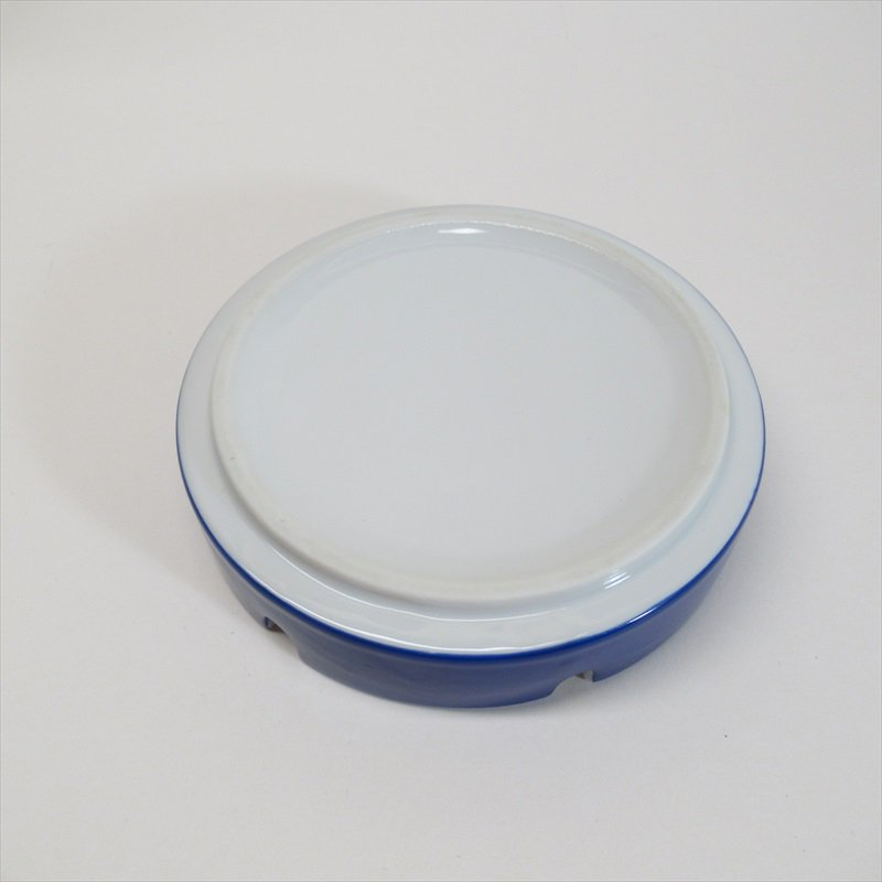 レトロバタフライ陶器製灰皿【画像4】