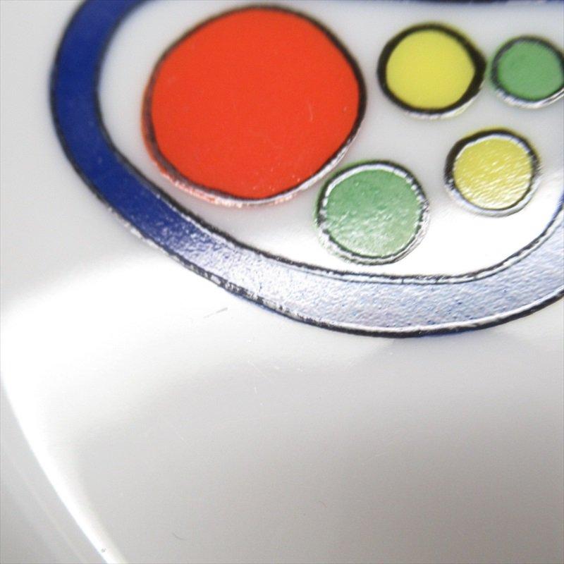 レトロバタフライ陶器製灰皿【画像9】