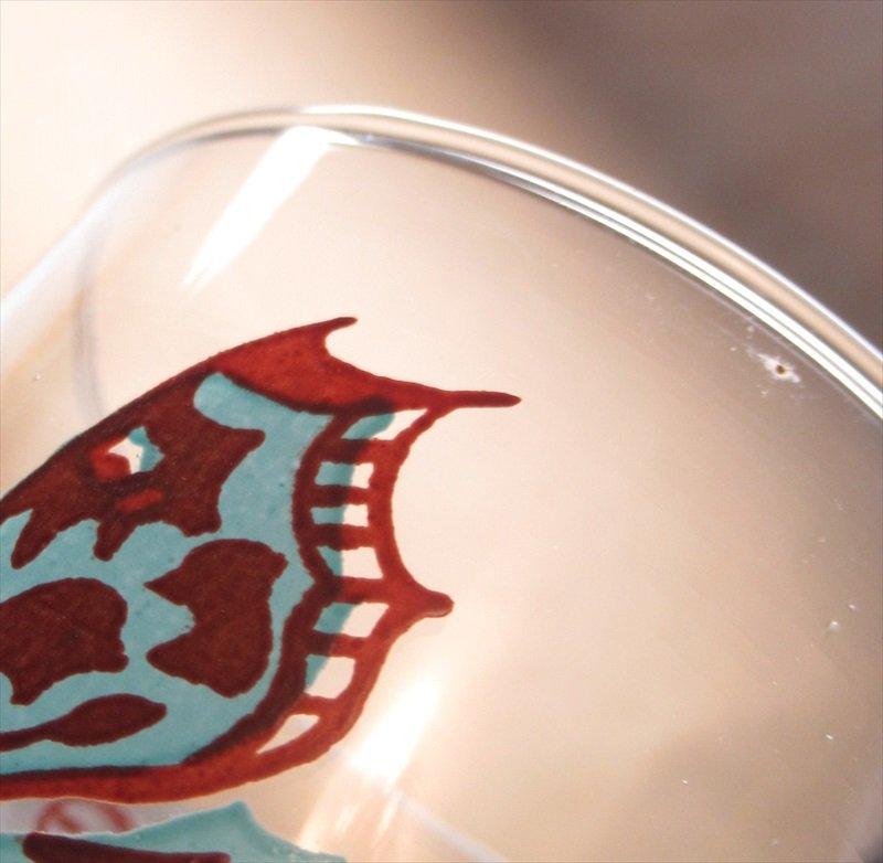 フェデラルグラス レトロバタフライグラス【画像12】