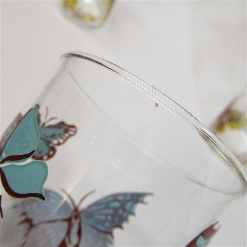 フェデラルグラス レトロバタフライグラス【画像8】
