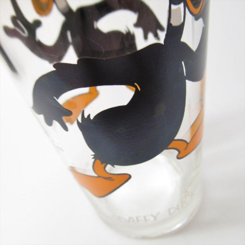 ルーニーテューンズ ダフィーダック ペプシ販促用グラス 1970年代【画像12】