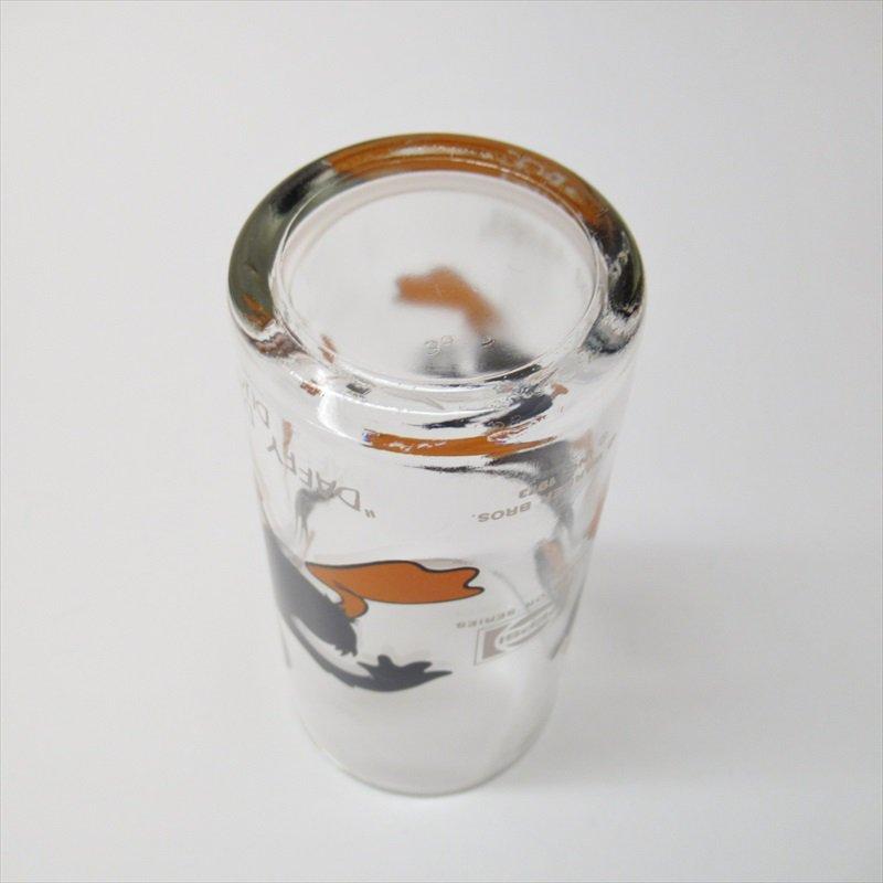 ルーニーテューンズ ダフィーダック ペプシ販促用グラス 1970年代【画像13】