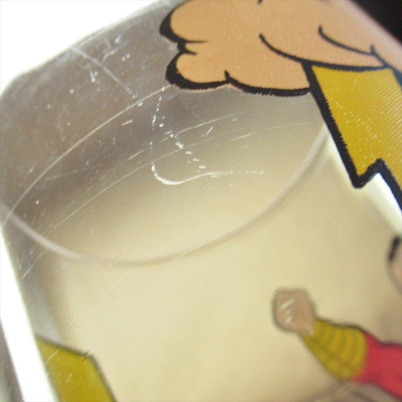 シャザム スーパーヒーローズコレクターシリーズ ペプシ販促用グラス 1970年代【画像11】