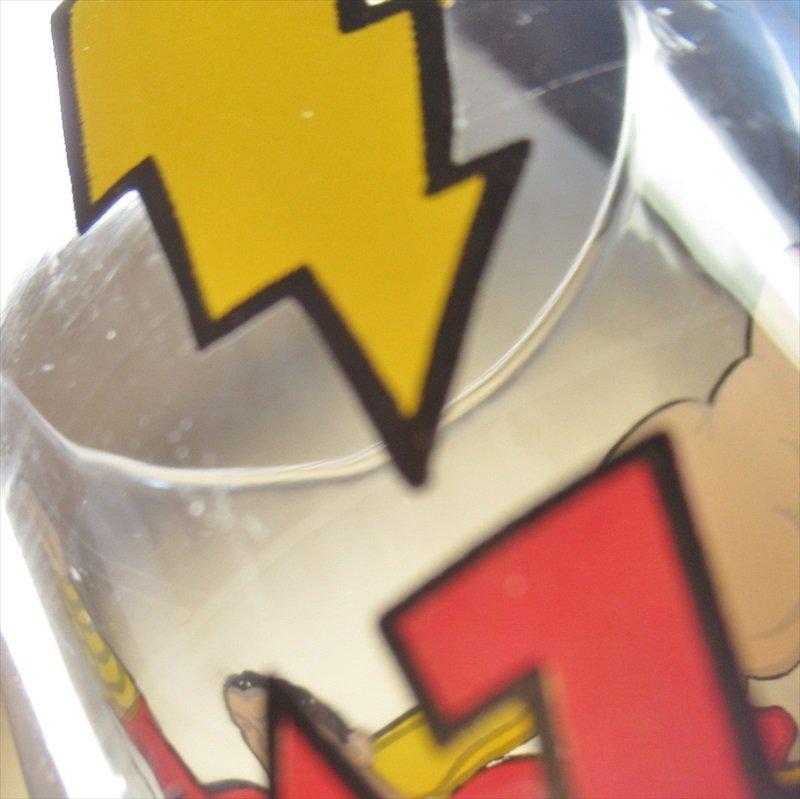 シャザム スーパーヒーローズコレクターシリーズ ペプシ販促用グラス 1970年代【画像18】
