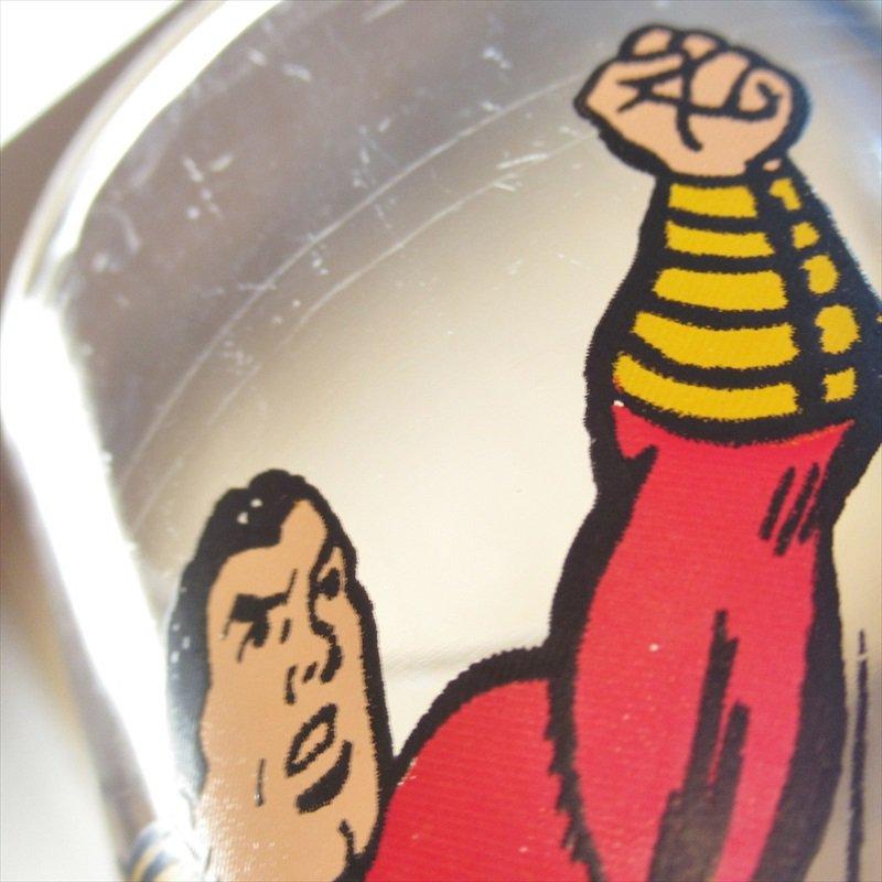 シャザム スーパーヒーローズコレクターシリーズ ペプシ販促用グラス 1970年代【画像25】