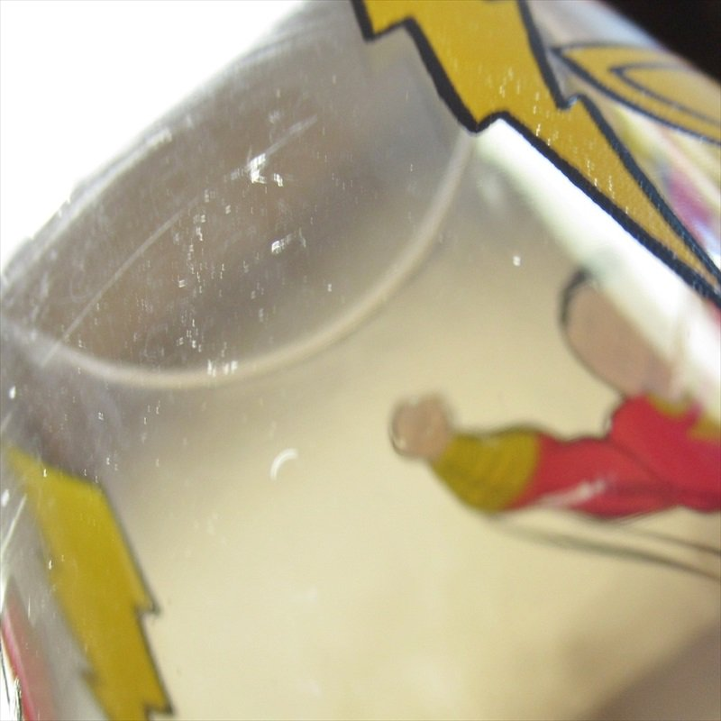 シャザム スーパーヒーローズコレクターシリーズ ペプシ販促用グラス 1970年代【画像28】