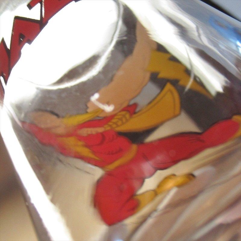 シャザム スーパーヒーローズコレクターシリーズ ペプシ販促用グラス 1970年代【画像30】