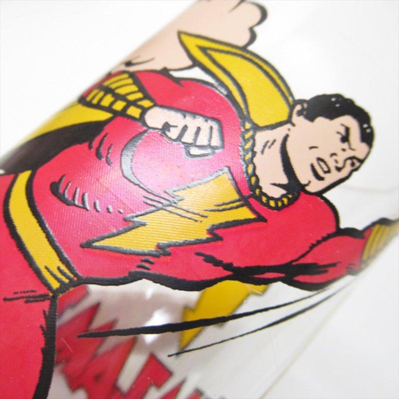 シャザム スーパーヒーローズコレクターシリーズ ペプシ販促用グラス 1970年代【画像31】