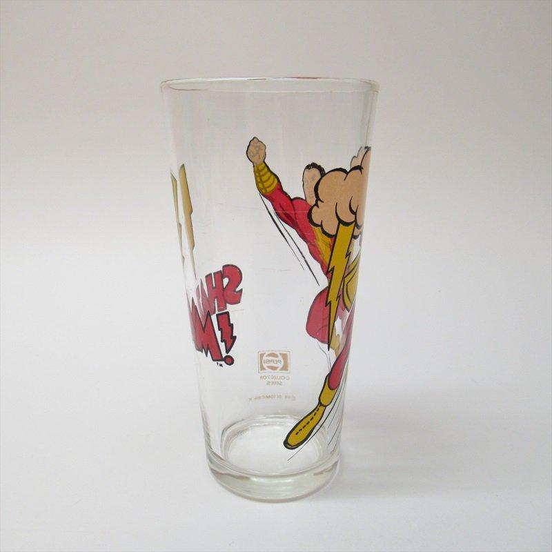 シャザム スーパーヒーローズコレクターシリーズ ペプシ販促用グラス 1970年代【画像5】