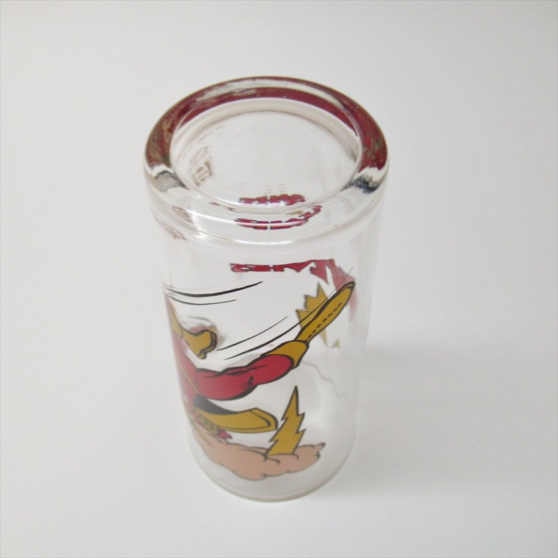 シャザム スーパーヒーローズコレクターシリーズ ペプシ販促用グラス 1970年代【画像7】