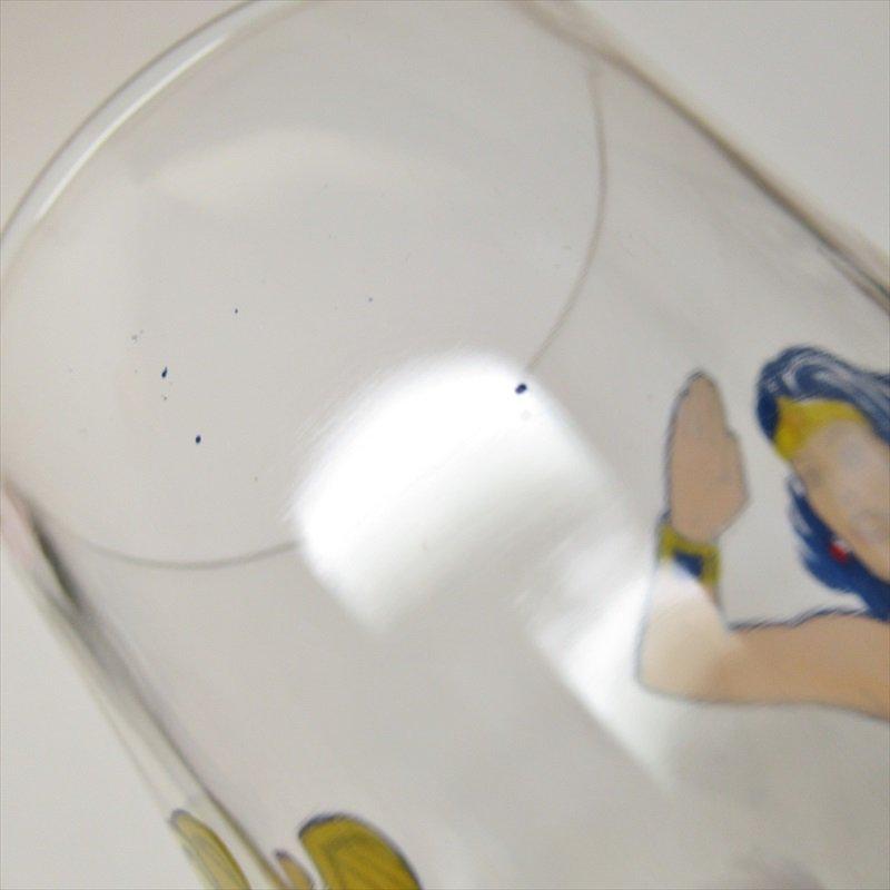 ワンダーウーマン ペプシ販促用グラス 1970年代【画像6】