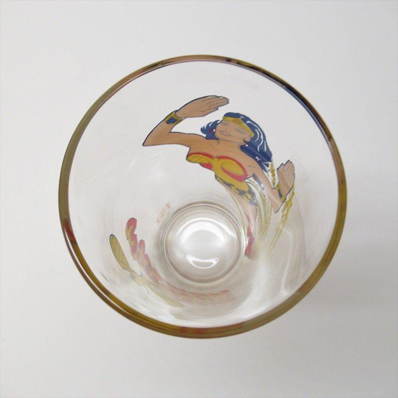 ワンダーウーマン ペプシ販促用グラス 1970年代【画像7】