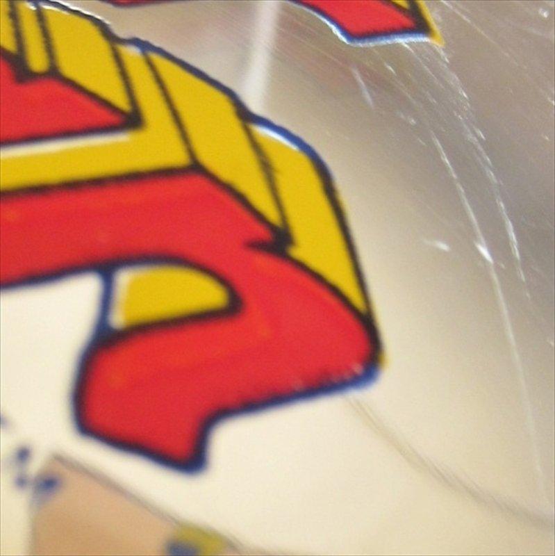 ワンダーウーマン ペプシ販促用グラス 1970年代【画像10】