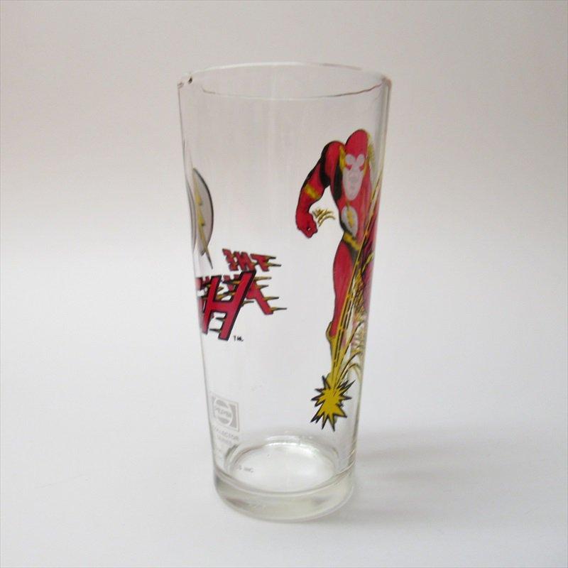 フラッシュ ペプシ販促用グラス 1970年代【画像4】