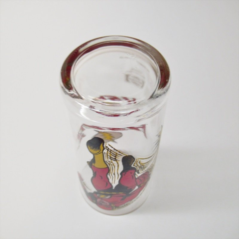 フラッシュ ペプシ販促用グラス 1970年代【画像8】