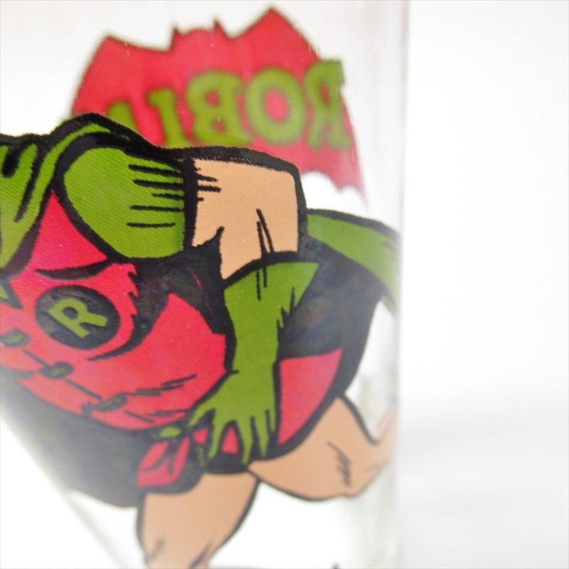 バットマン ロビン ペプシ販促用グラス 1970年代【画像4】